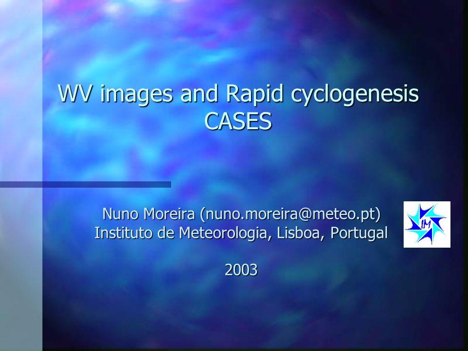 Rapid Cyclogenesis (bomb) - UK 23(0630) - 24(1230) DEC97