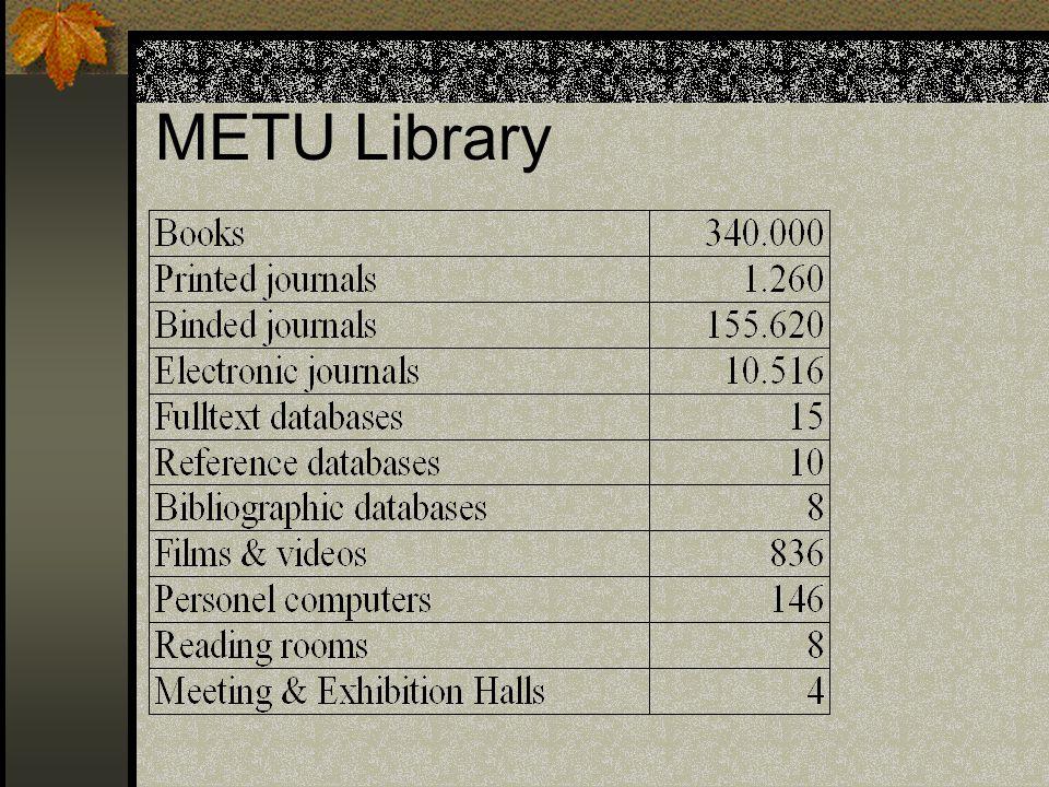 METU Library