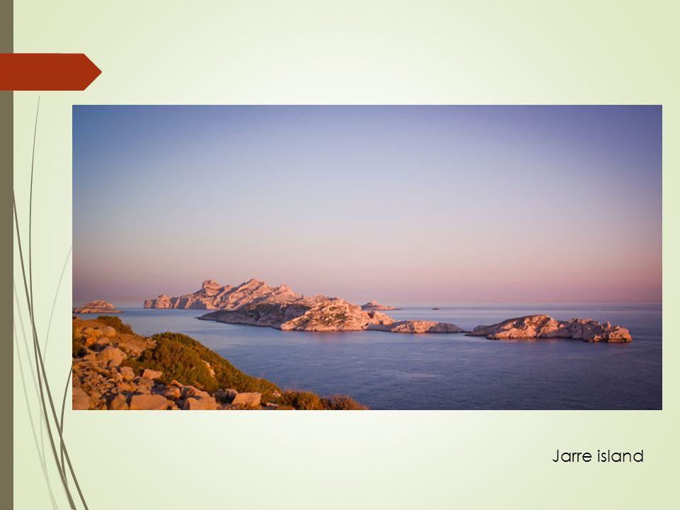 Jarre island