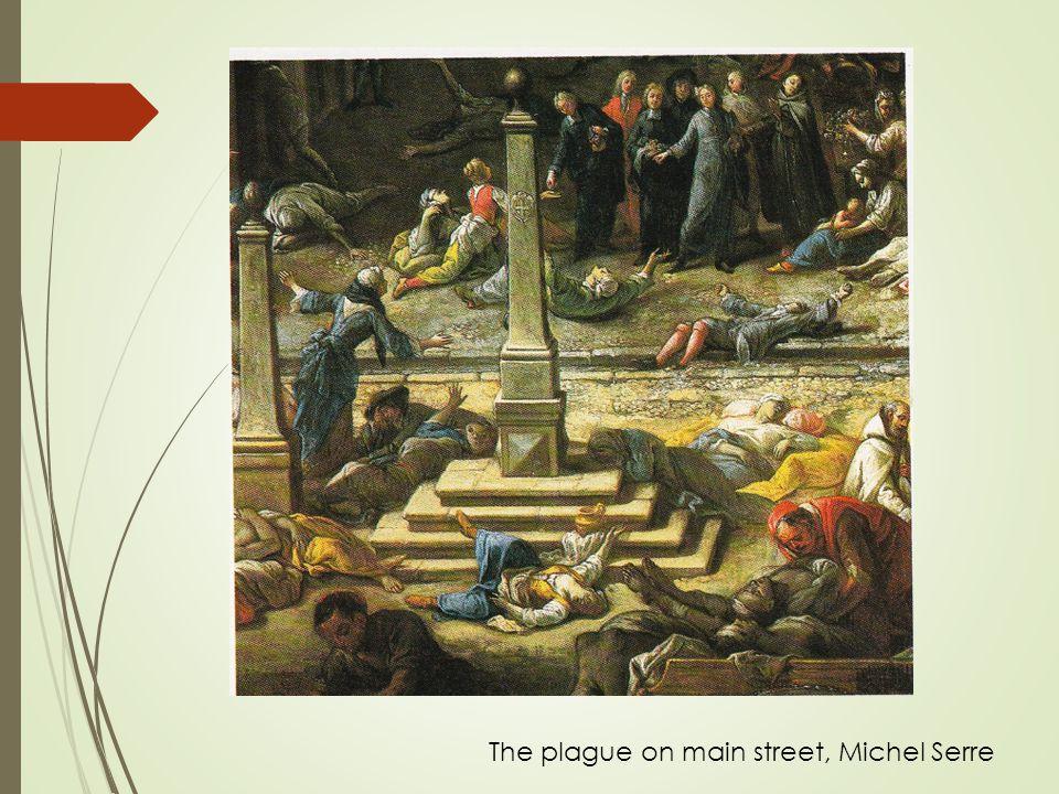 The plague on main street, Michel Serre