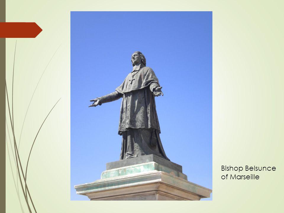 Bishop Belsunce of Marseille
