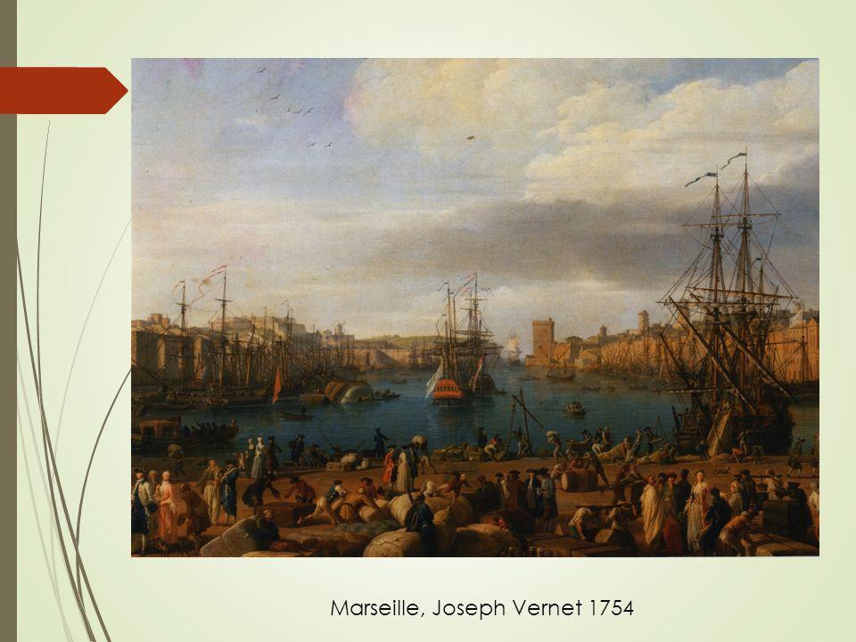 Marseille, Joseph Vernet 1754