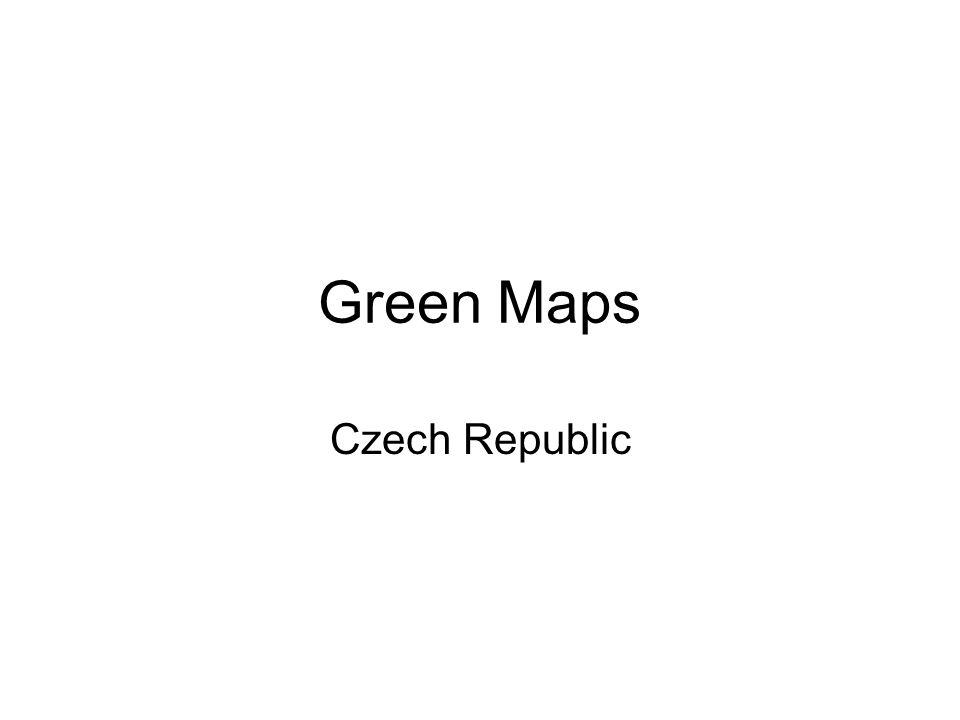 Green Maps Czech Republic