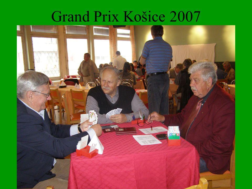 Grand Prix Košice 2007