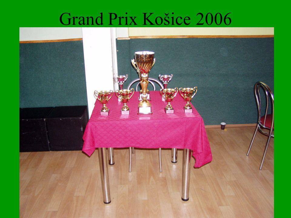 Grand Prix Košice 2006