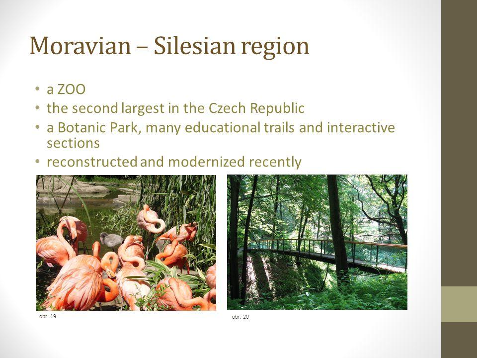 Moravian – Silesian region obr. 19 obr.