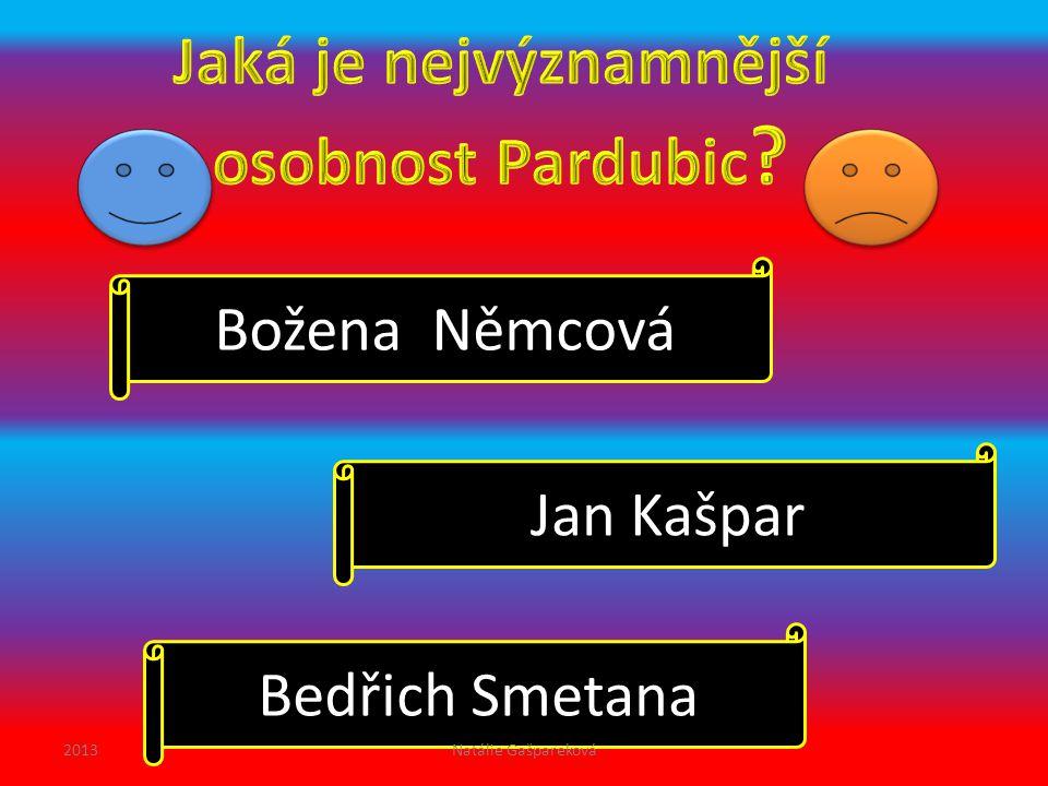 Barborka 2013Natálie Gašpareková