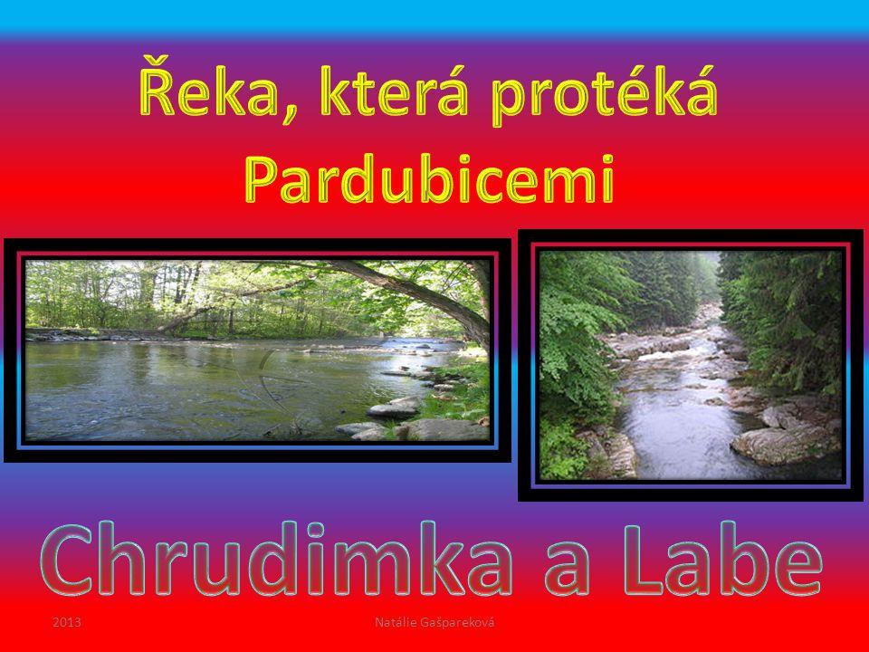 Labe Vltava Chrudimka 2013Natálie Gašpareková