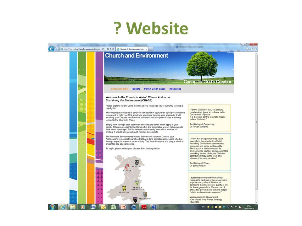 ? Website