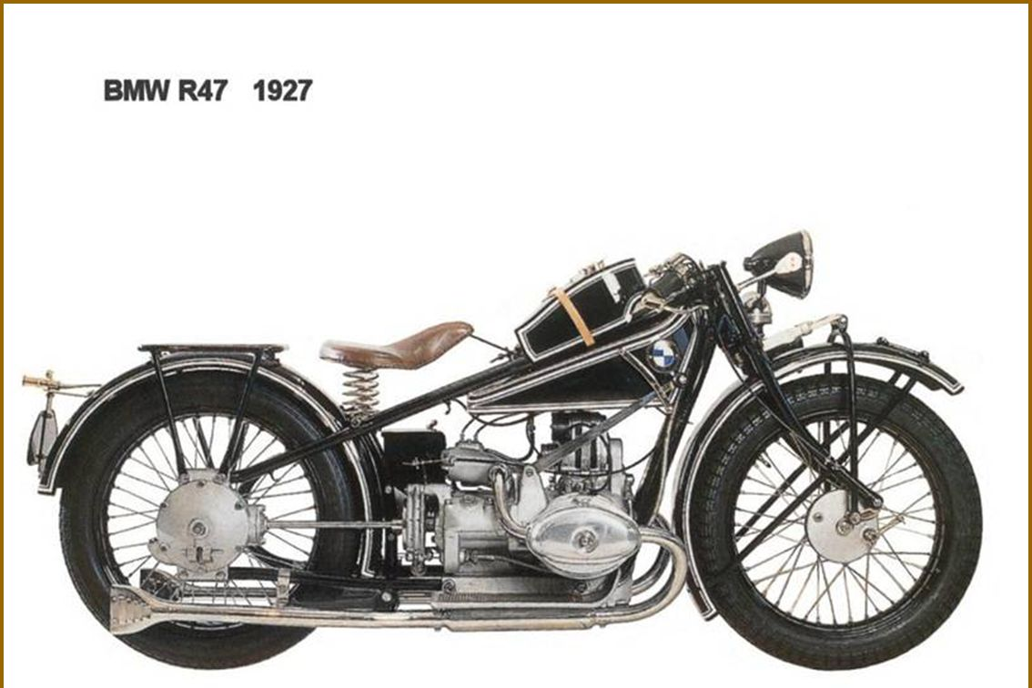 Ace Adler AJS Ardie BMV Brough Cleveland Coventry Cyclone Racer Daimler Emblem Excelsior Flanders FN Greyhound Guzzy Harley Honda Imme Indian Iver-Jhonson Laurin&Klement Ner-a-Car New-Era Nimbus NSU Phanter Pope The Flying