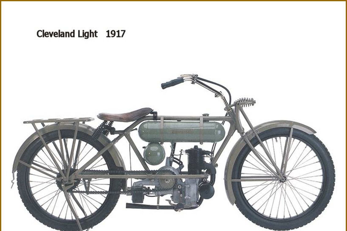 Ace Adler AJS Ardie BMV Brough Cleveland Coventry Cyclone Racer Daimler Emblem Excelsior Flanders FN Greyhound Guzzy Harley Honda Imme Indian Iver-Jho