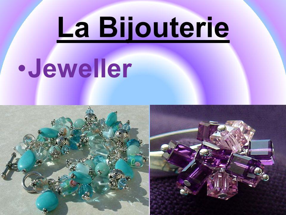 La Bijouterie Jeweller