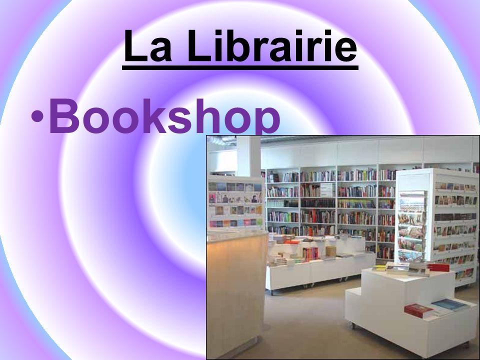 La Librairie Bookshop