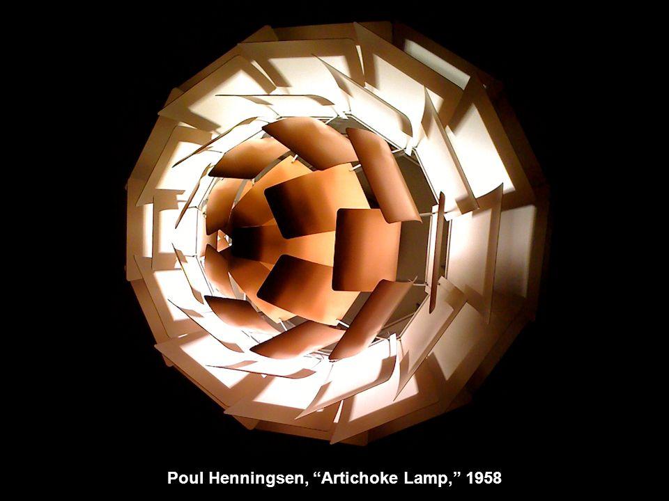Poul Henningsen, Artichoke Lamp, 1958