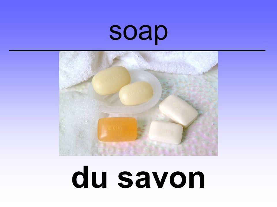 soap du savon