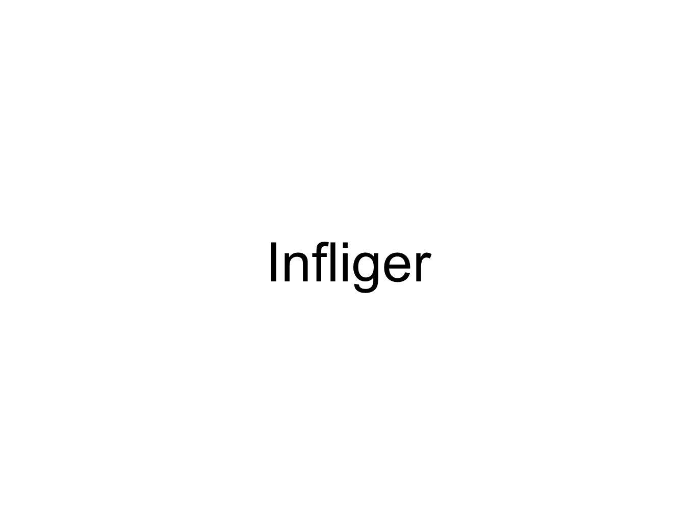 Infliger