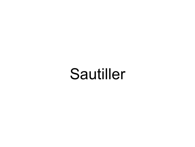 Sautiller