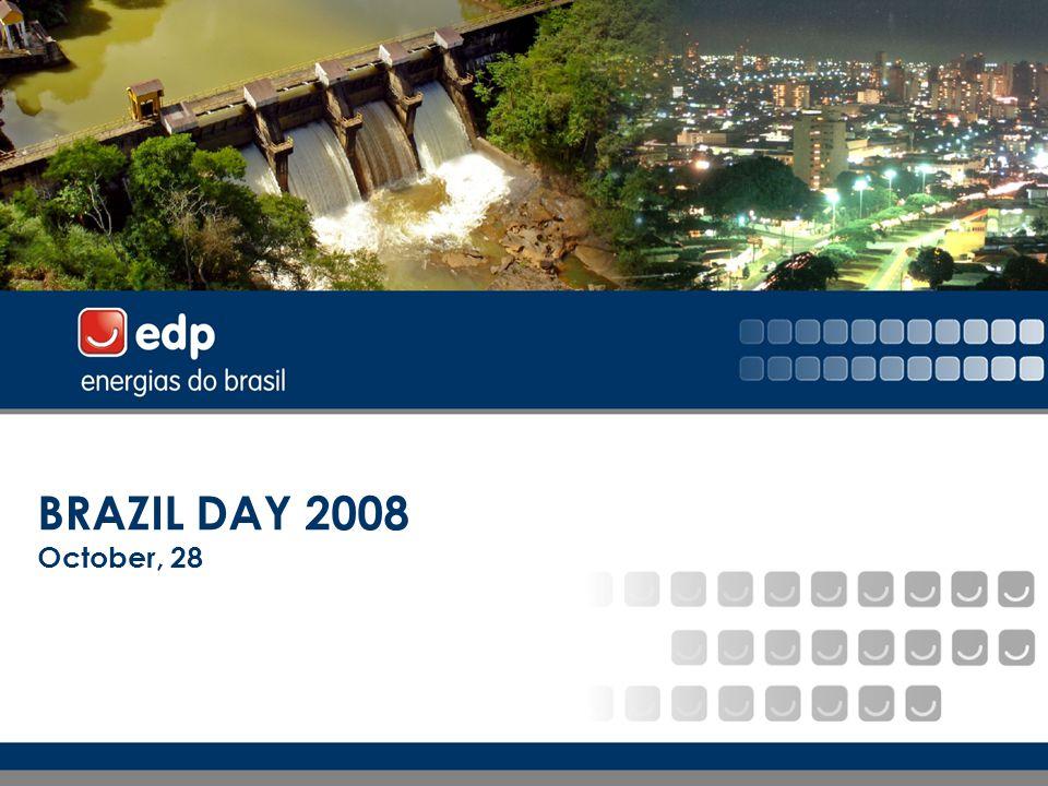 1 1 BRAZIL DAY 2008 October, 28