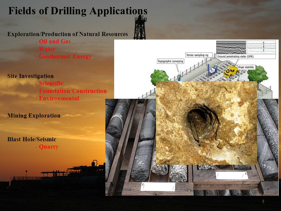 24 Drilling Mud – A Multipurpose Fluid Major Functions: Bottomhole Cleaning Cuttings Transport Borehole Wall Support Balancing Formation Pressure Cooling the Bit Hydraulic Power Transmission Data transmission (MWD) Reducing Friction Corrosion Protection Scientific Information Carrier