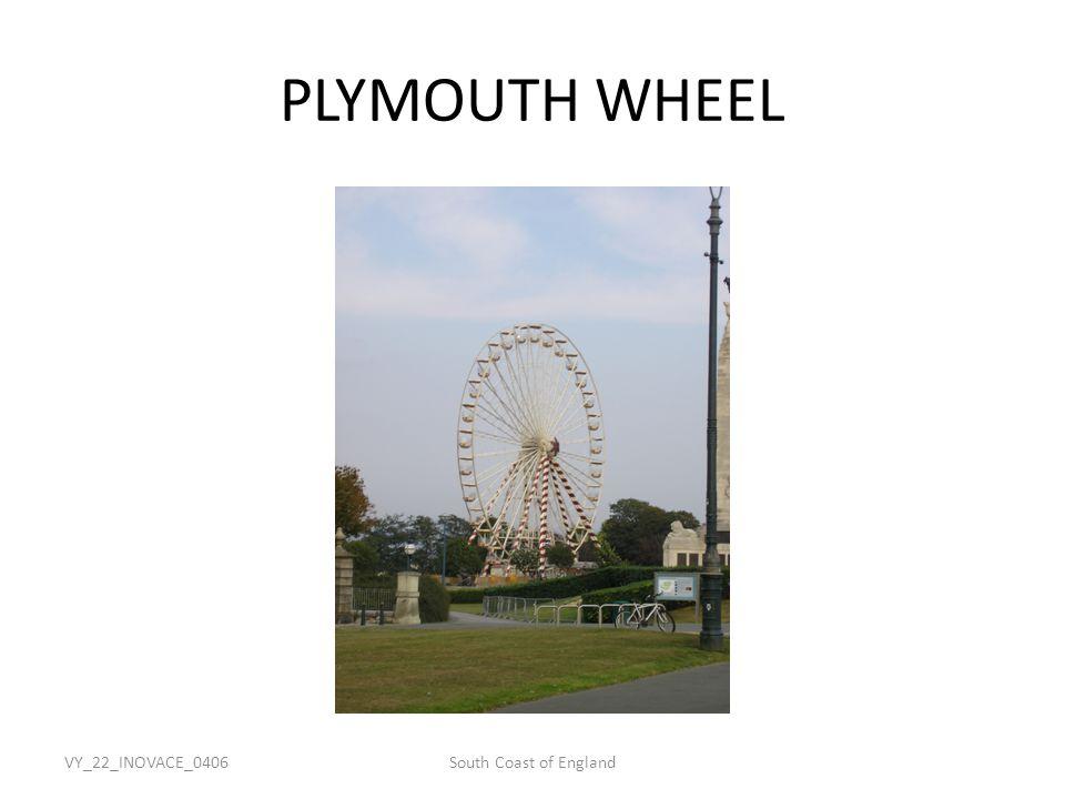 VY_22_INOVACE_0406South Coast of England PLYMOUTH WHEEL