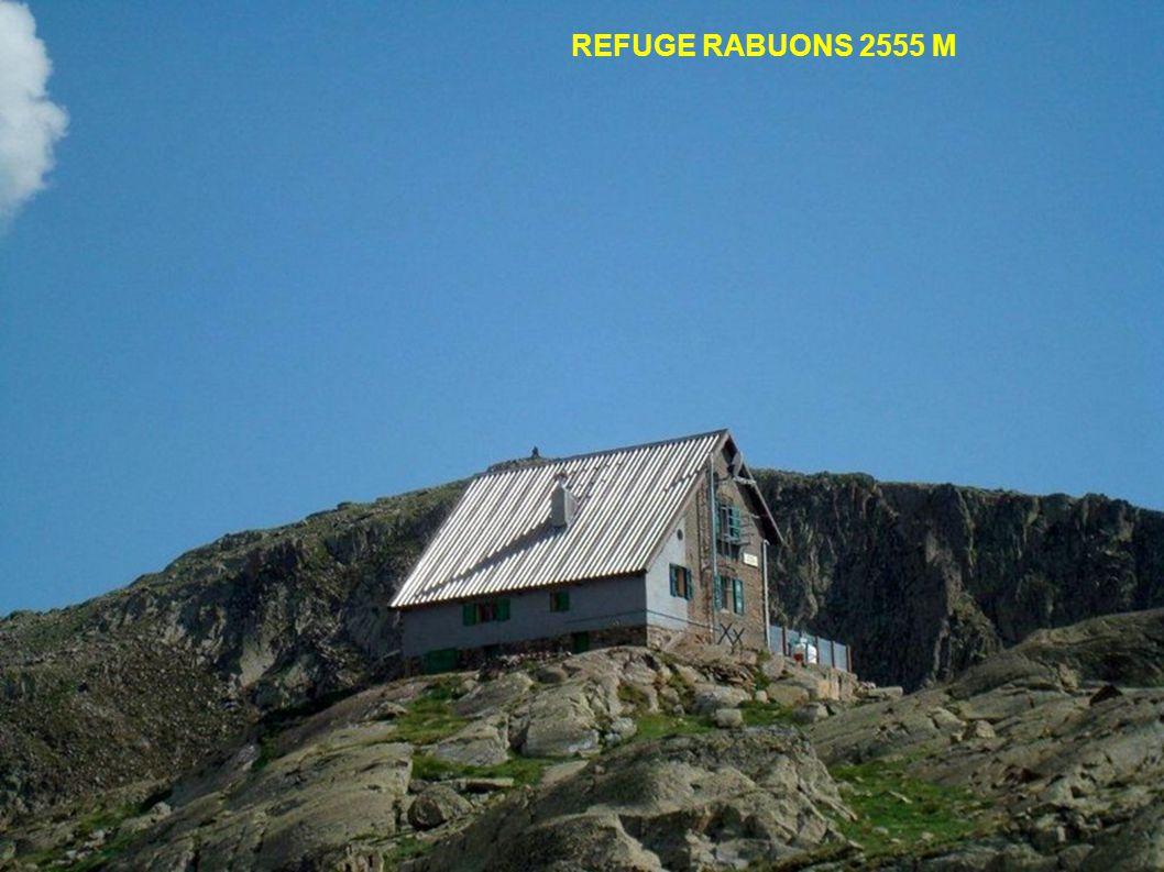 LAC DE RABUONS 2519 M