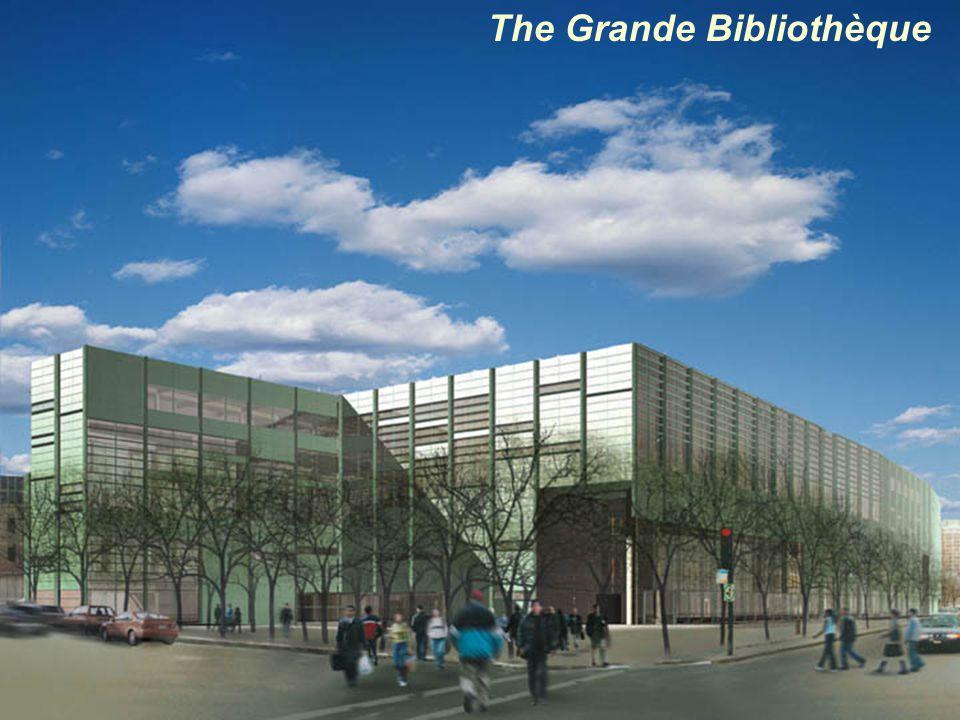 The Grande Bibliothèque