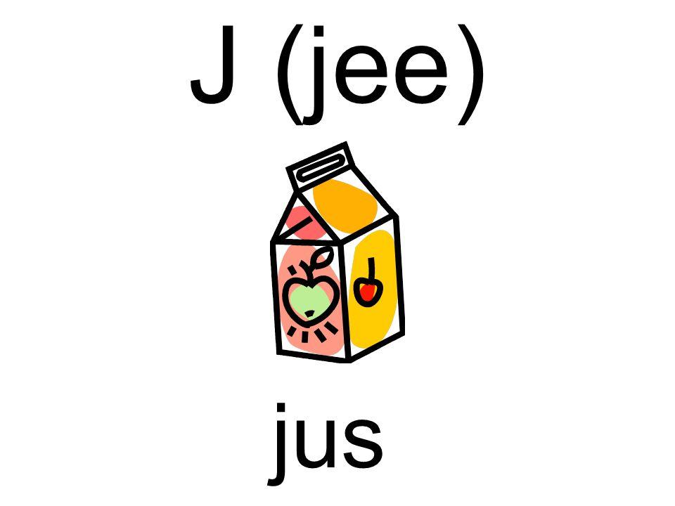 J (jee) jus