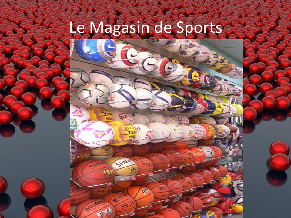 Le Magasin de Sports