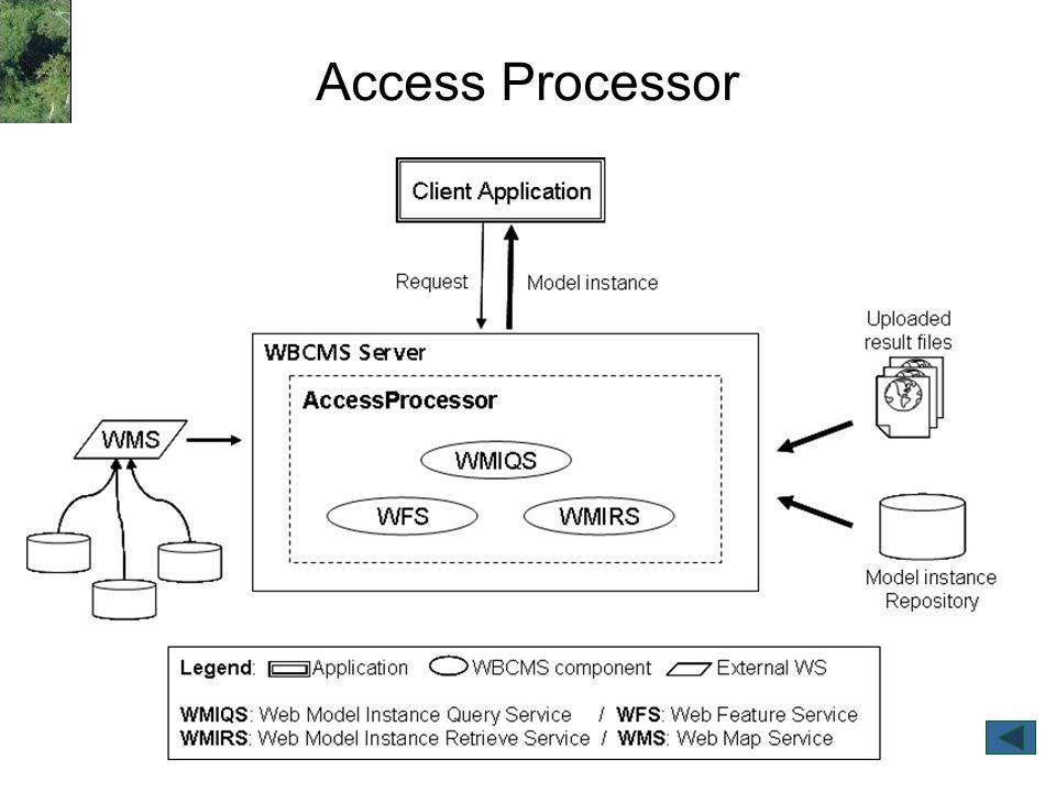 Access Processor