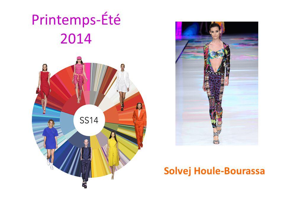 Printemps-Été 2014 Solvej Houle-Bourassa