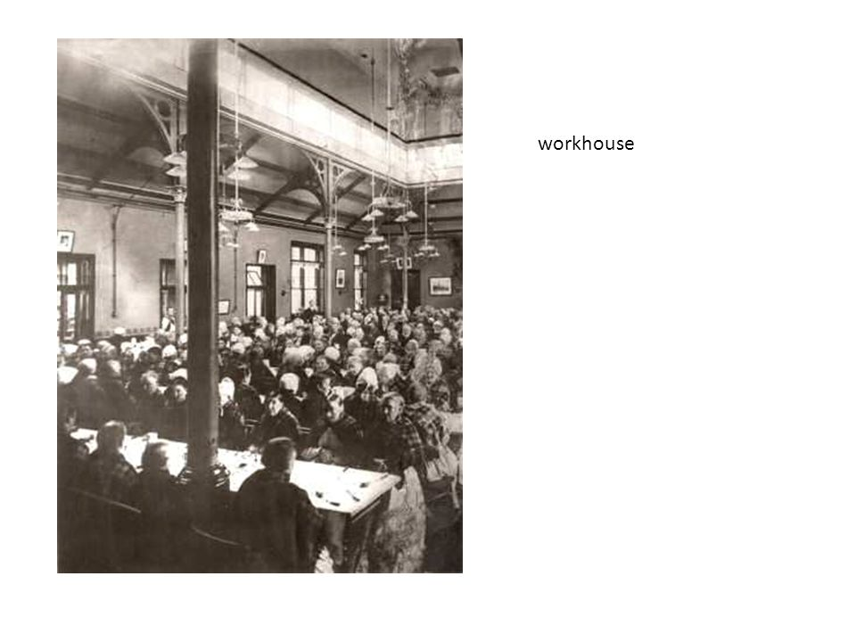 Victorian workhouse