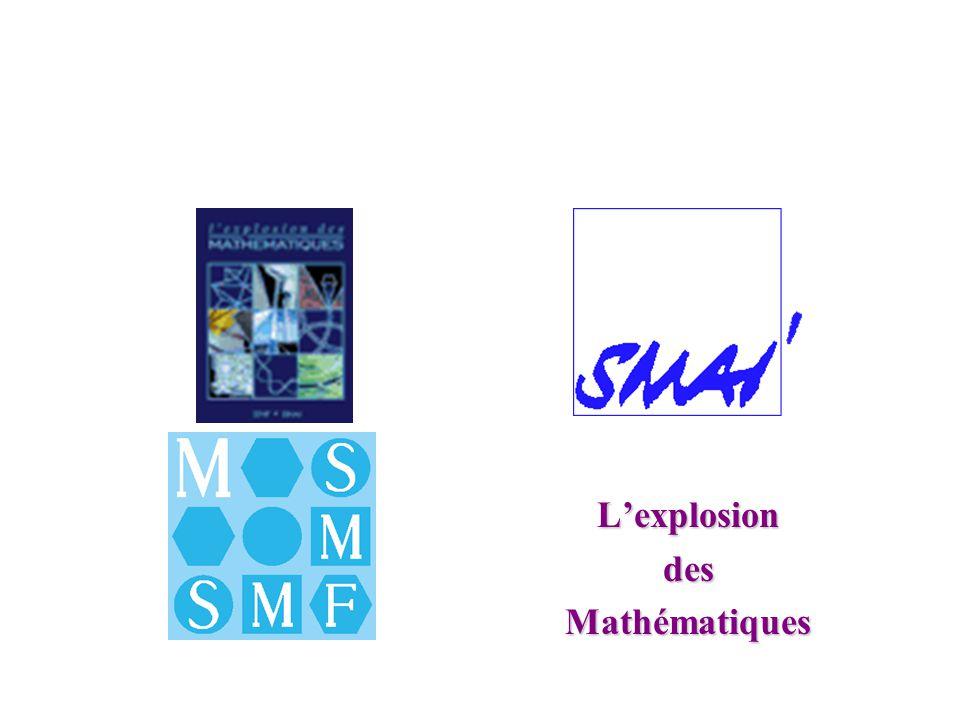 L'explosiondesMathématiques
