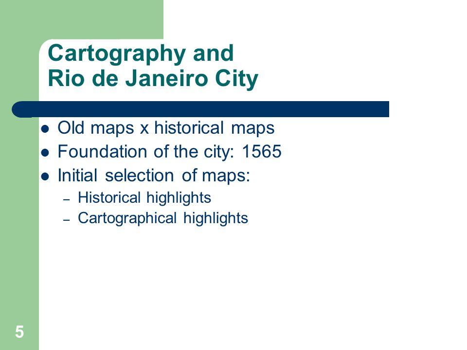 16 Plan of Urban Improvements of Mayor Pereira Passos (1906) Reform of Mayor Pereira Passos Central Avenue