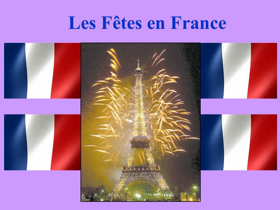 Les Fêtes en France
