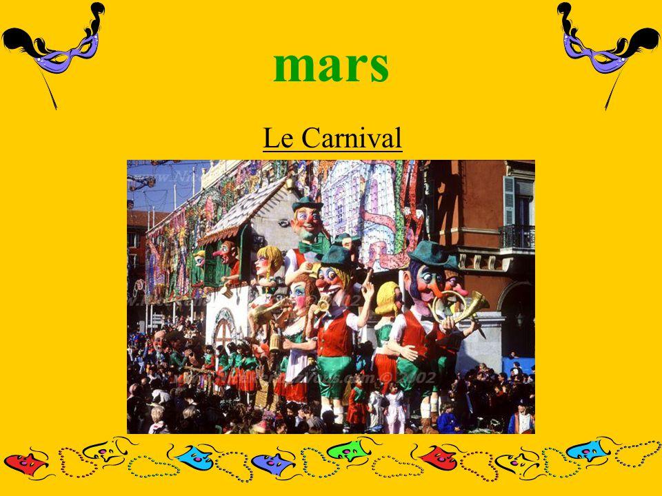mars Le Carnival