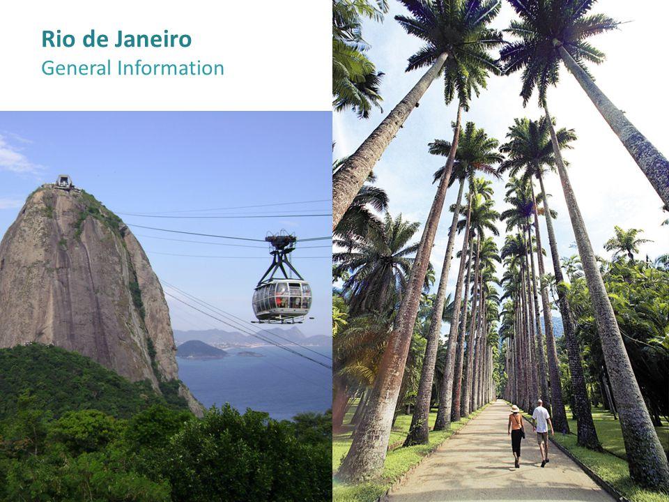 Rio de Janeiro General Information