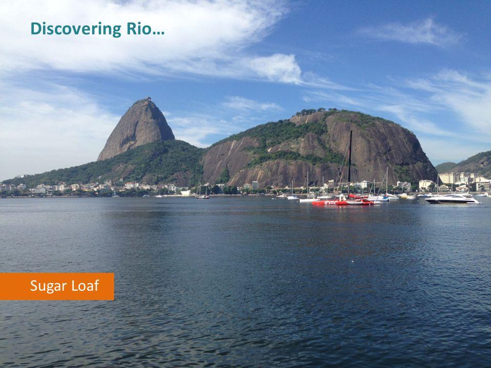 Discovering Rio… Sugar Loaf