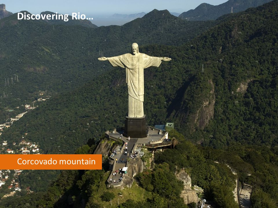 Discovering Rio… Corcovado mountain