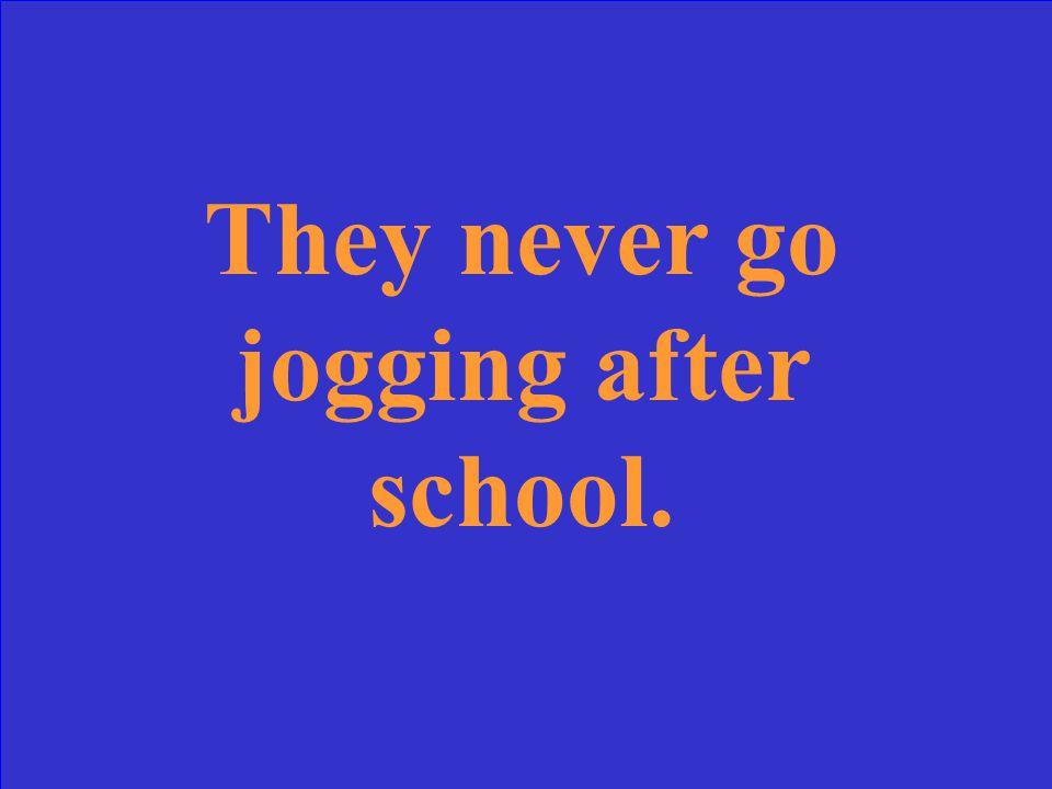 Je fais souvent de la planche à roulettes après l'école.