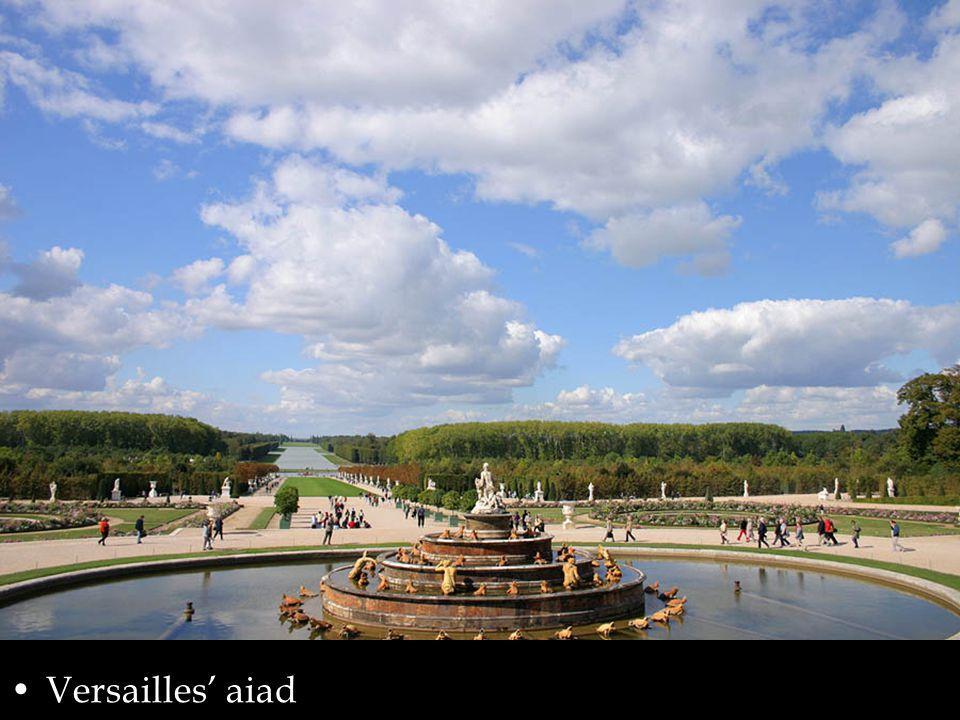 Versailles' aiad