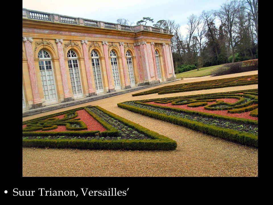 Suur Trianon, Versailles'