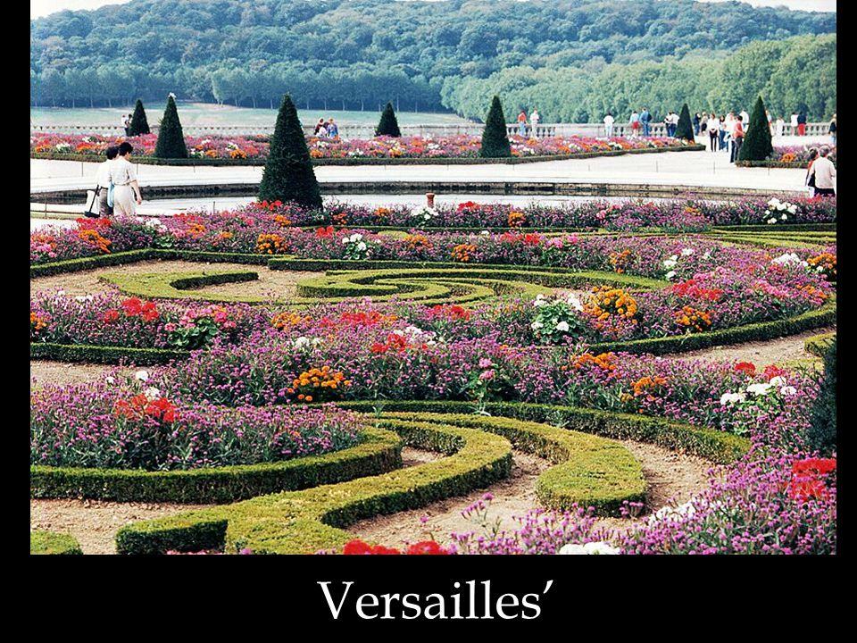 Versailles'