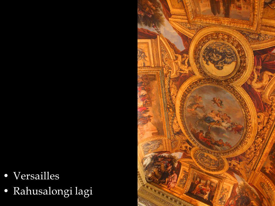 Versailles Rahusalongi lagi