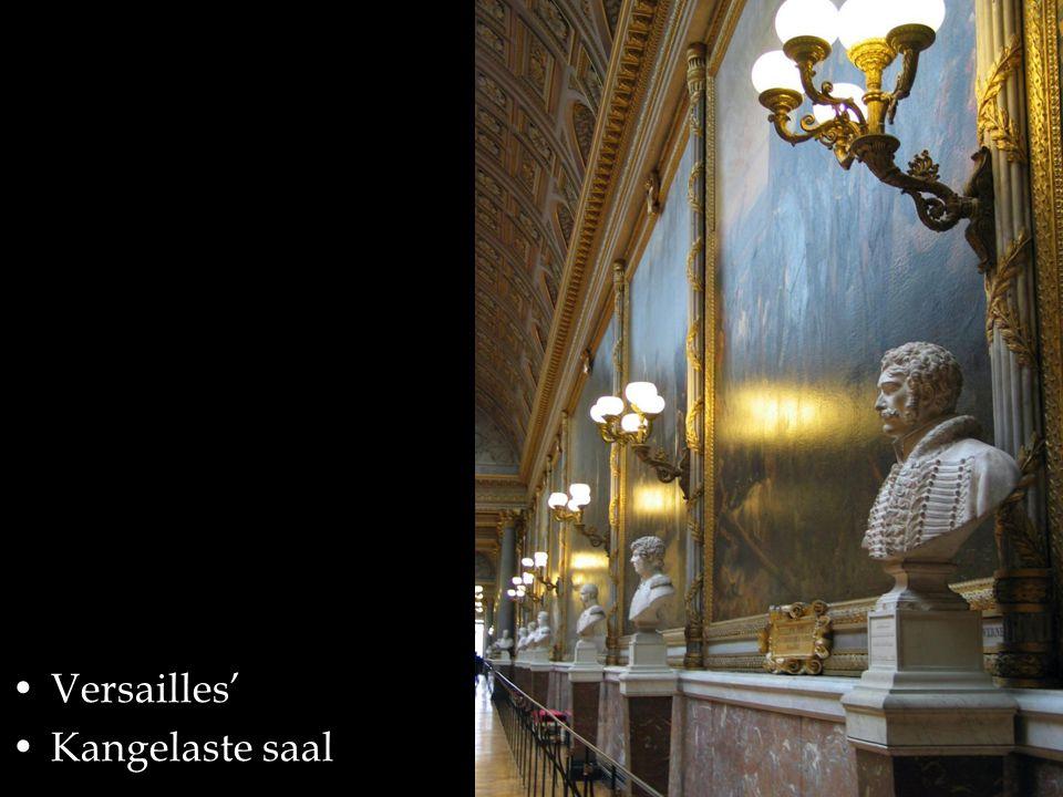 Versailles' Kangelaste saal