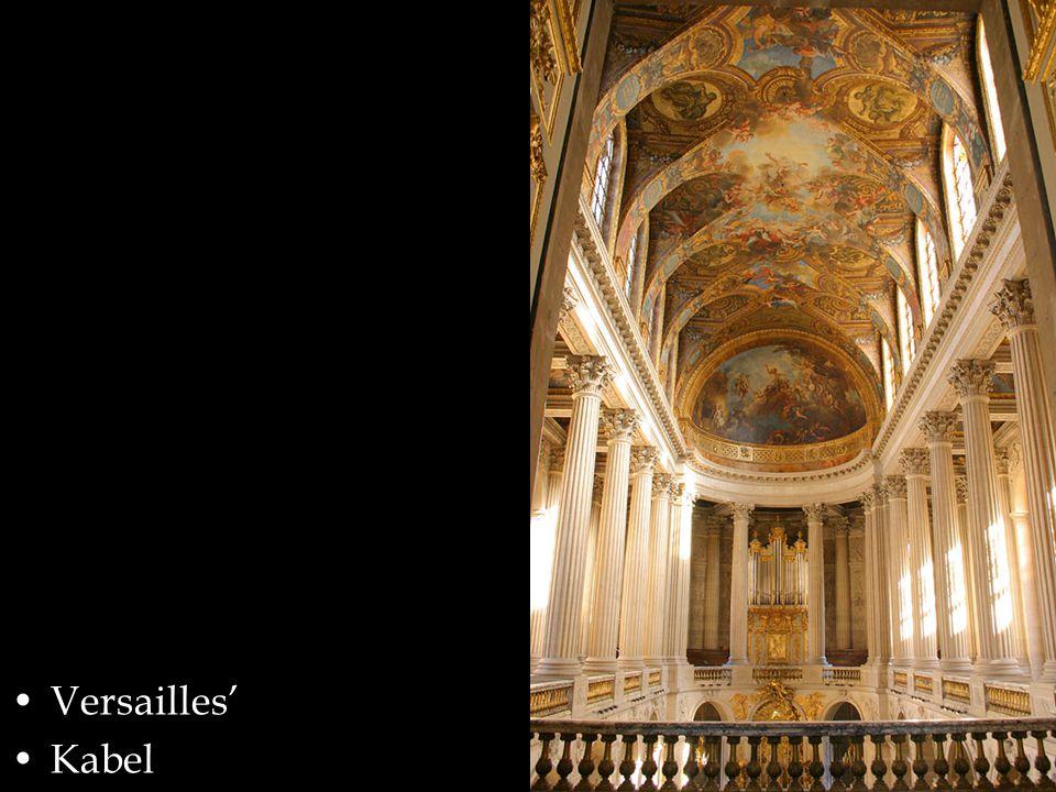 Versailles' Kabel