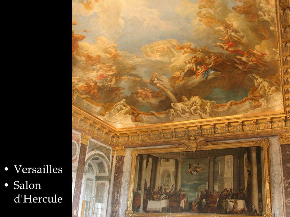 Versailles Salon d Hercule