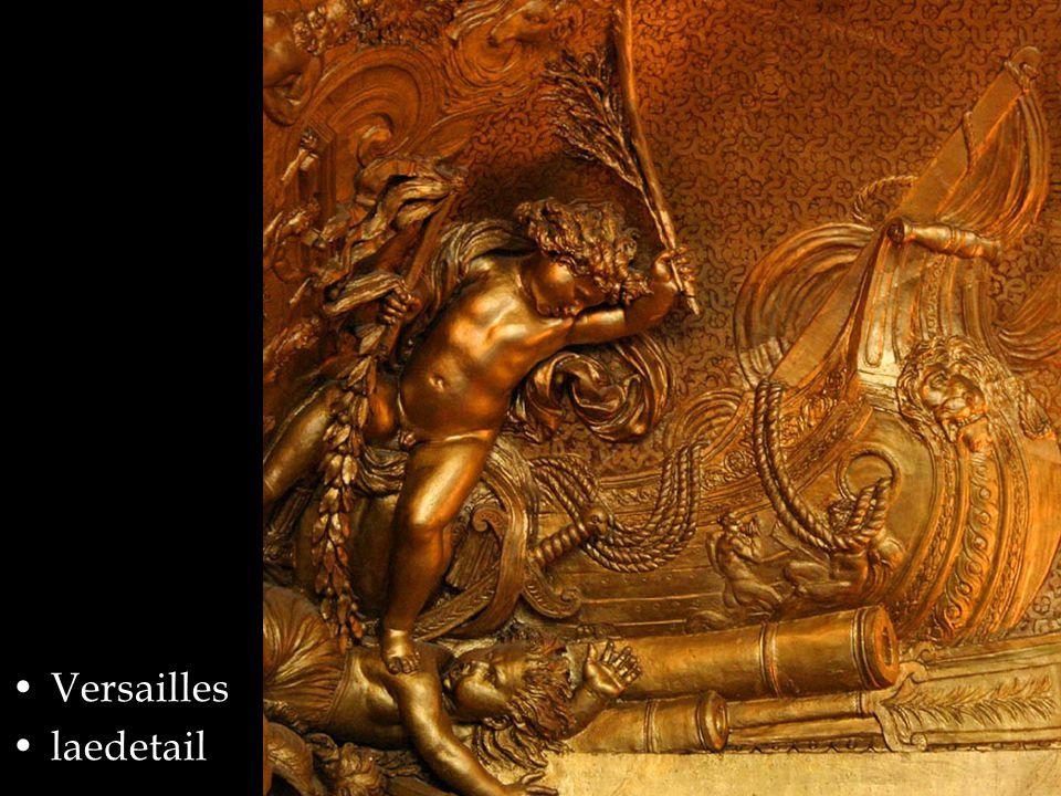 Versailles laedetail