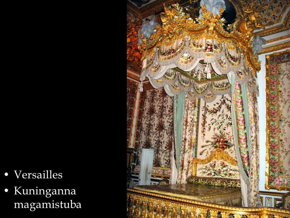 Versailles Kuninganna magamistuba