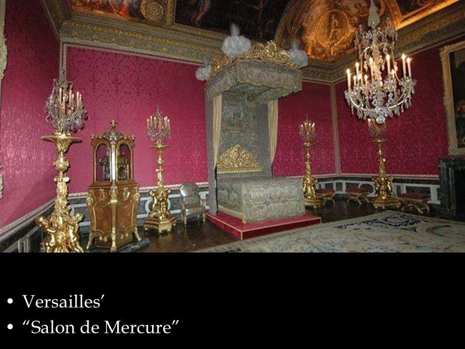 Versailles' Salon de Mercure