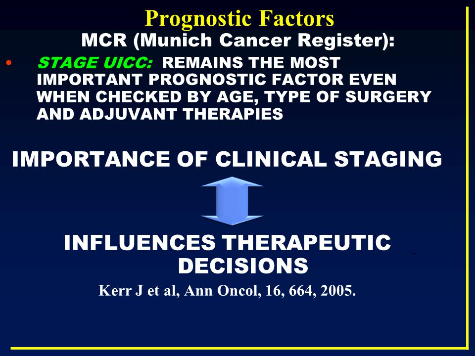 MODERATE-RISK DISEASE  Short-course RT and Long-course chemoradiotherapy CRT Benefits in local control, but NOT IN OS (apart from the Swedish Cancer trial) Lack of impact on reducing distant recurrences?